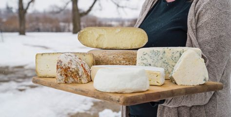 Mothering Cheese