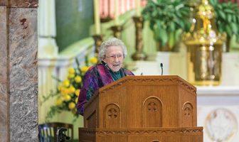 Sister Lauren, Age 100