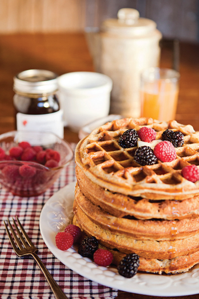 pecan-whole-wheat-waffles-recipe